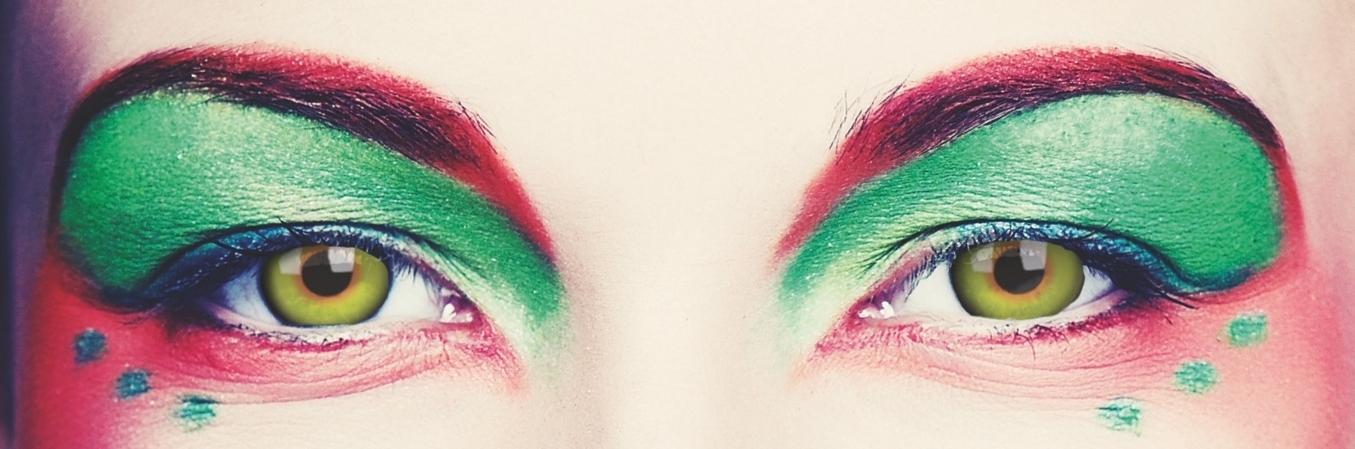 Farb- und Motivlinsen
