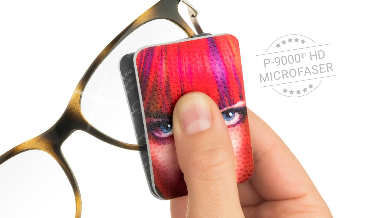 PocketCleanerBrille