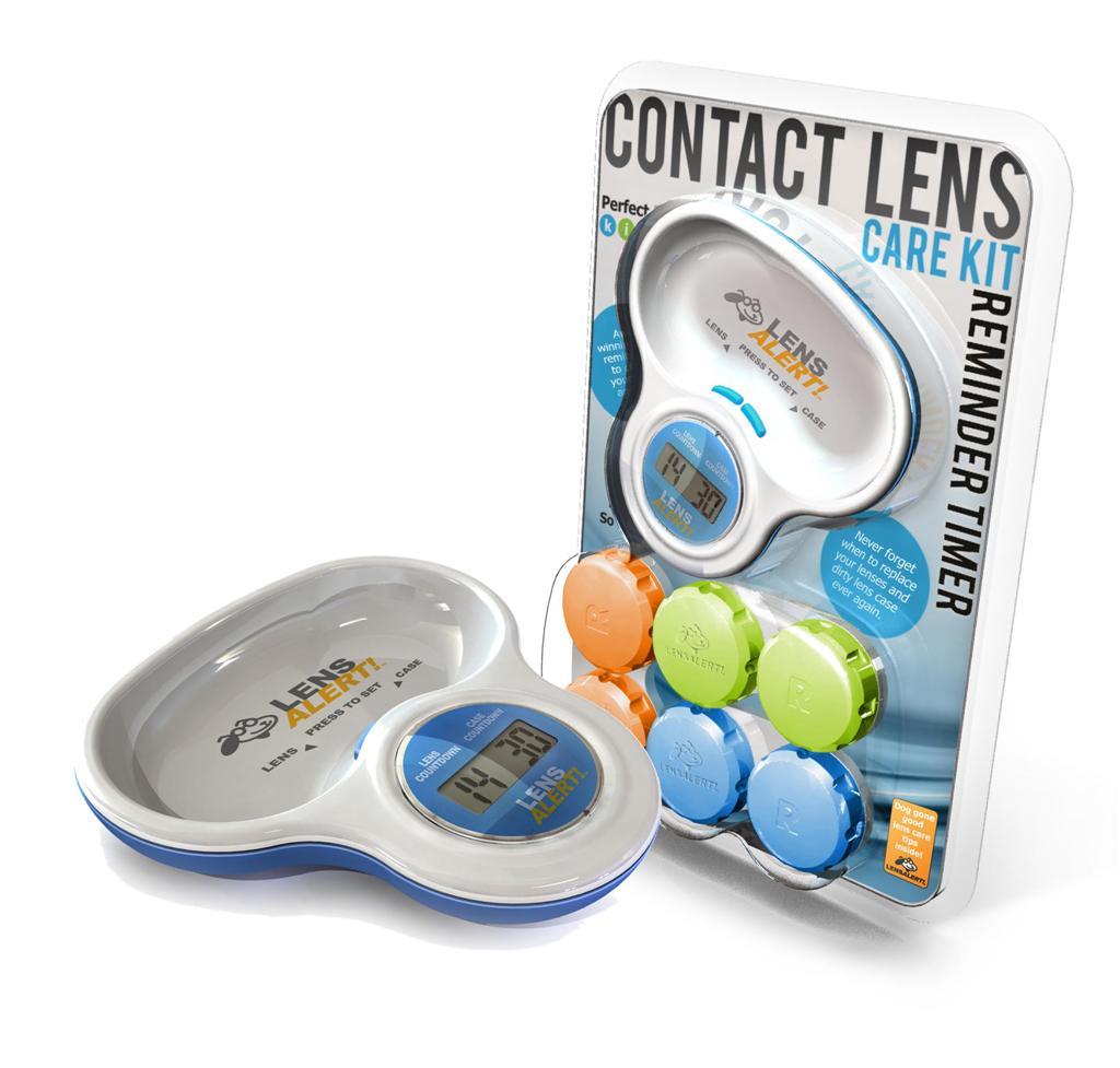 LensAlert CareKit